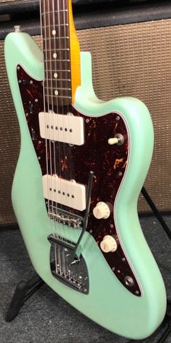 2014 Fender '60s Jazzmaster Lacquer  Surf Green