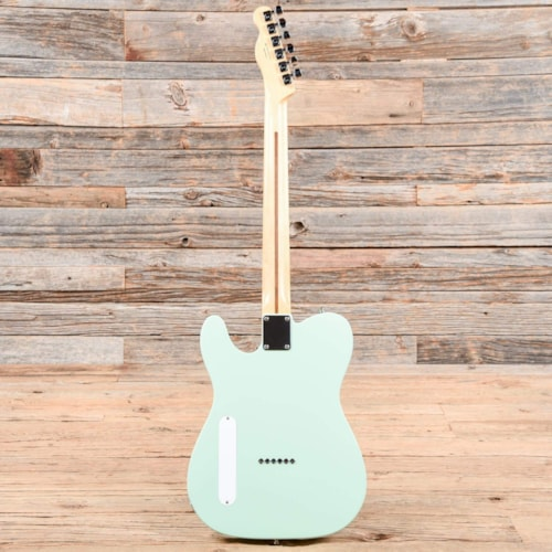 Fender Classic Player Cabronita Telecaster Surf Green 2014