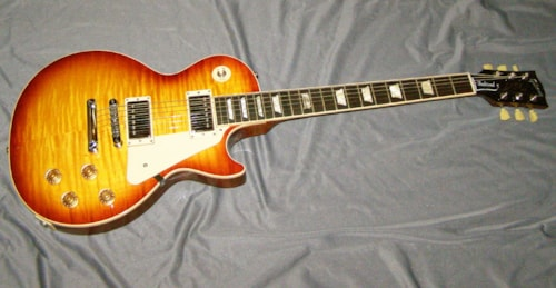 2014 Gibson Les Paul Traditional Sunburst
