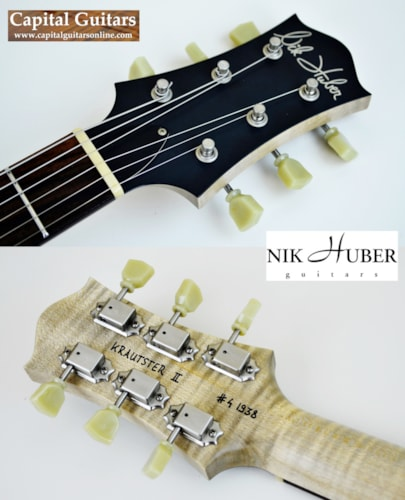 2014 NIK HUBER Krautster II Worn Copper, Near Mint, Hard, $2,599.00