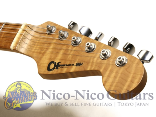 2015 Charvel Guthrie Govan Signature Natural