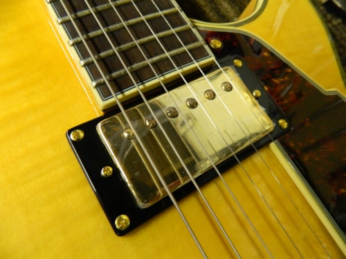2015 D'Angelico Excel EX-SS Blonde
