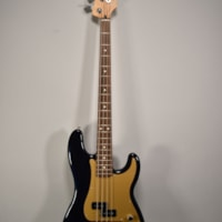 2015 Fender Deluxe P-J Precision Bass Special