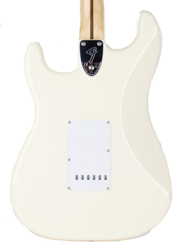2015 Fender Ritchie Blackmore Stratocaster Olympic White