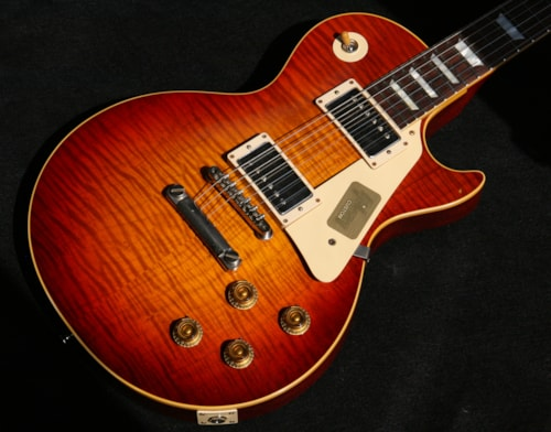 2015 Gibson Collector's Choice 1959 #5 Les Paul DONNA R9 Aged Tom Wittrock (1959 Reissue) Donna Sunburst, Mint, Original Hard, Call For Price!