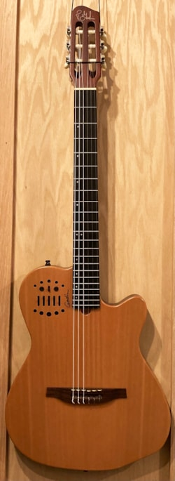 2015 Godin Multiac ACS-SA Nylon SG Model 032150