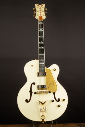 2015 Gretsch G6136-55GE Vintage Select '55 Falcon (USED, ) White