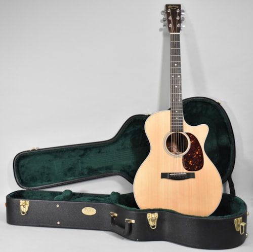 2015 Martin Performing Artist GPCPA4 Acoustic Electric Guitar w/OHSC