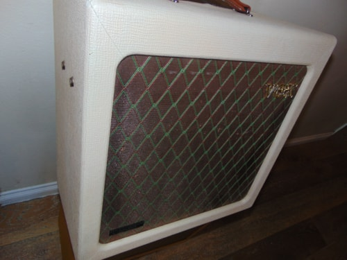 2015 Vox AC15 H1TV (2015 reissue) white