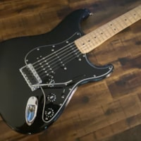 2016 Fender American Special Stratocaster HSS Upgraded