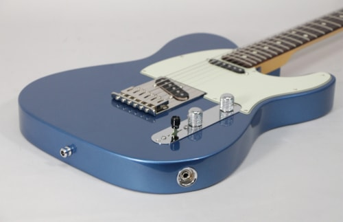 2016 Fender American Special Telecaster Lake Placid Blue Electric Guitar w/HSC