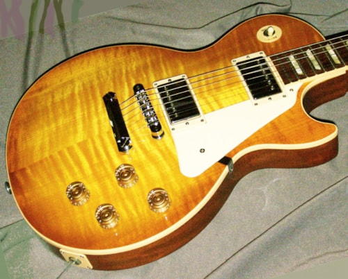 2016 Gibson Les Paul Traditional -99.999% PERFECT! Honey Burst
