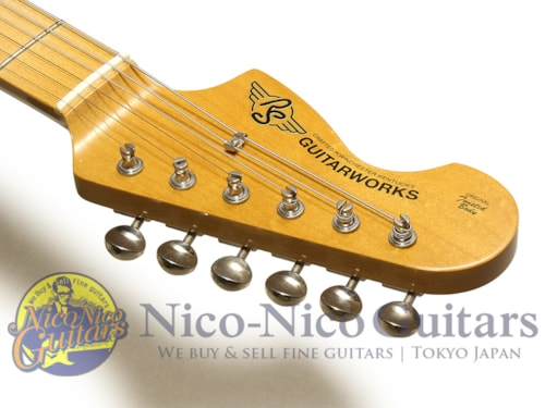 2016 RS Guitarworks Old Friend Twisted 69 Firemist Gold