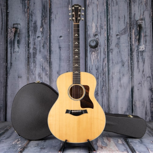 Used 2016 Taylor 618e Acoustic/Electric, Natural