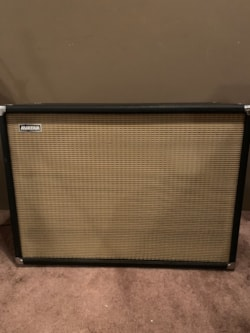 "~2017 Avatar 2-12"" cabinet w/Tone Tubby 40/40 speakers"