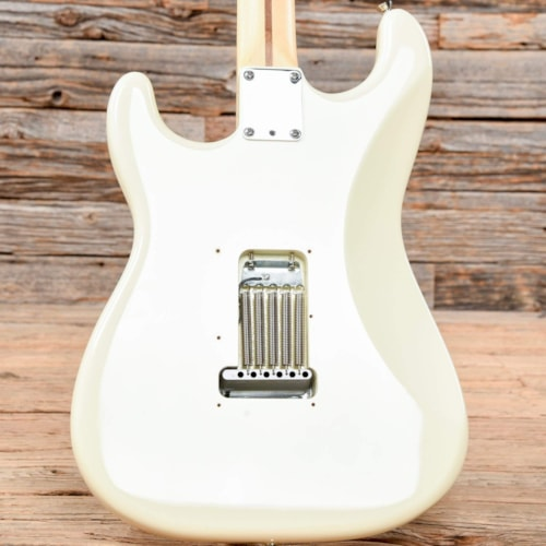 Fender American Pro Stratocaster Olympic White 2017