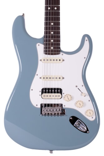 2017 Fender American Professional Stratocaster Sonic Grey