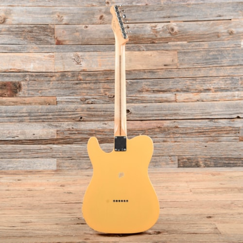 Fender Road Worn '50s Telecaster Butterscotch Blonde 2017