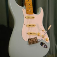 2017 Fender Classic Series 50's Stratocaster