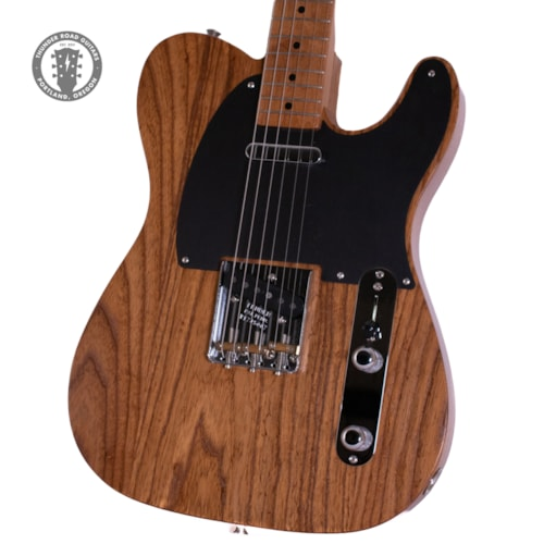 2017 Fender FSR Roasted Ash '52 Telecaster Reissue Natural Satin