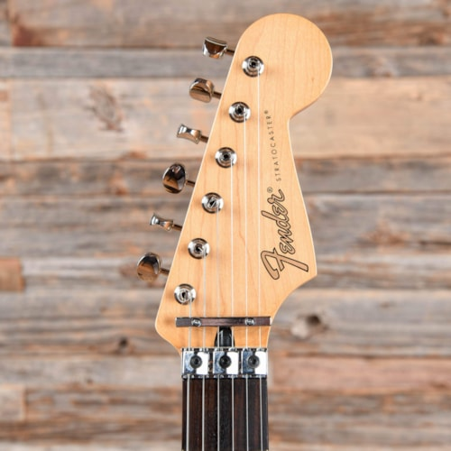 Fender Dave Murray Artist Series Signature Stratocaster 2-Color Sunburst 2017
