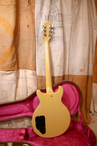 2017 Gibson Custom Shop '60 Les Paul Special  (1960 reissue) TV Yellow