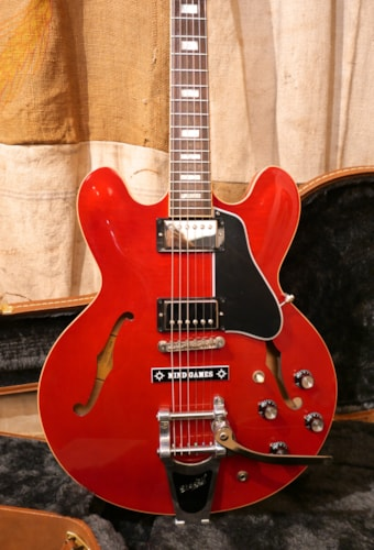 2017 Gibson ES-335 Traditional  Cherry Red