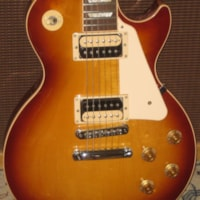 2017 Gibson Les Paul Traditional Pro IV