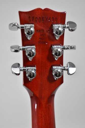 2017 Gibson SG Standard Cherry Finish Electric Guitar w/OHSC
