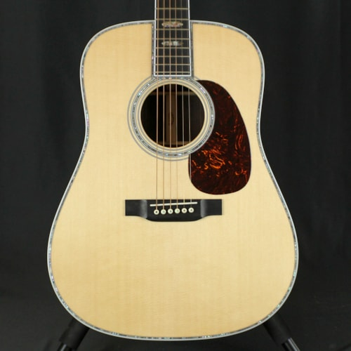 2017 Martin D-45 Standard Series Acoustic Natural, Brand New, Original Hard