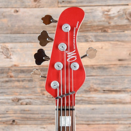 Mayones Jabba 5 Classic Red 2017