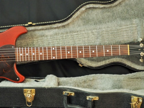 ~2017 Potvin Project 58 (1960 reissue) Aged Cherry