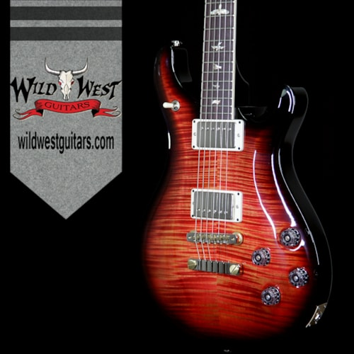 2017 PRS - Paul Reed Smith PRS Paul Reed Smith Flame Maple 10 Top McCarty 594 Rosewood Fretboard Blood Orange Smokeburst Blood Orange Smokeburst, Brand New, $4,099.00