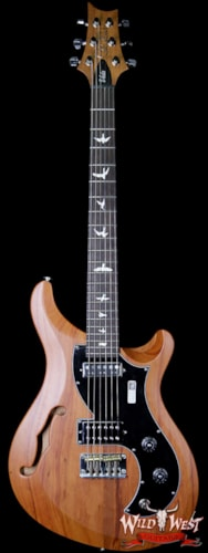 2017 PRS - Paul Reed Smith PRS Reclaimed Limited S2 Vela Semi-Hollow Peroba Rosa Top and Brauna Preto Fretboard S2026126 Natural, Brand New, $1,499.00