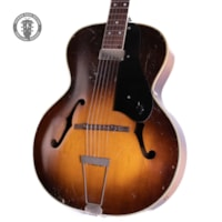 2018 Baxendale Conversion Silvertone Archtop