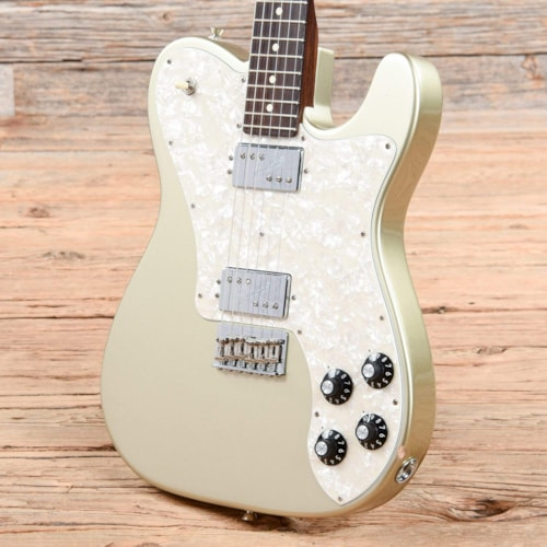 Fender American Pro Telecaster Deluxe w/Rosewood Neck Champagne 2018