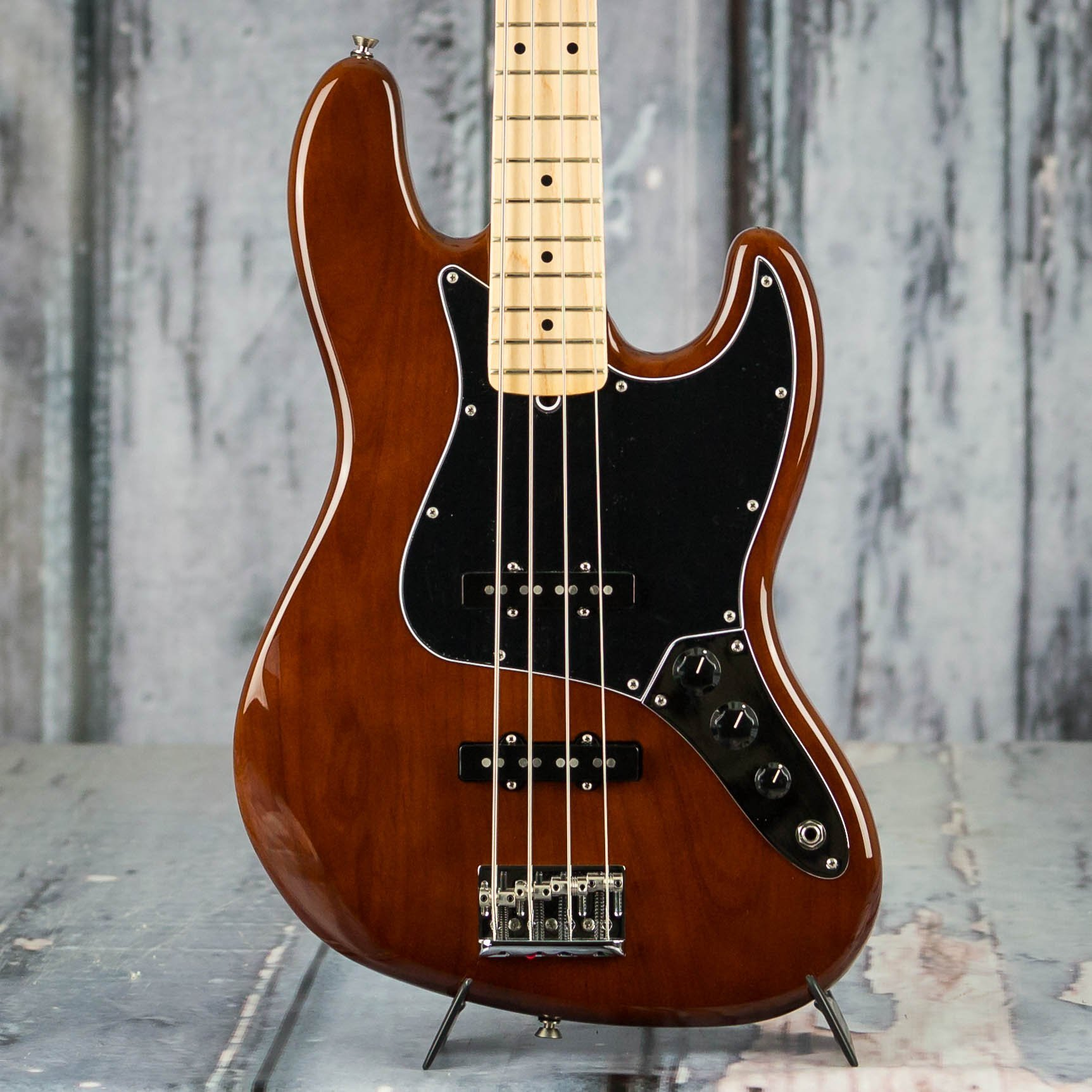 2018 Fender Mod Shop American Professional Jazz Bass Walnut Guitars Bass Replay Guitar Exchange After selecting the desired instrument, you then specify the. https www gbase com gear fender mod shop american professional jazz bass walnut 2018