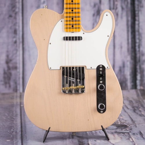 Fender 2018 Postmodern Telecaster Journeyman Relic, Dirty White Blonde