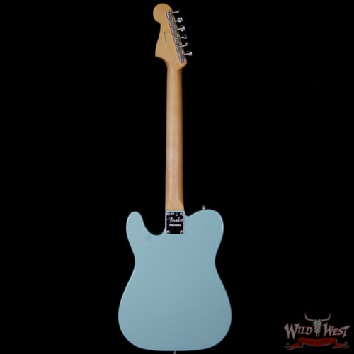 2018 Fender USA Limited Edition Parallel Universe Jazz Telecaster Rosewood Fretboard Surf Green Surf Green, Brand New