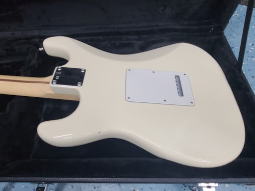 2018 Fender American Special Stratocaster Olympic White