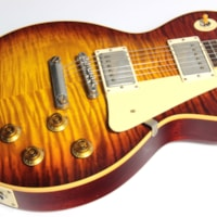 2018 Gibson 1959 TOM MURPHY Painted 59 Les Paul Historic Reissue! R9 Custom Shop Burst