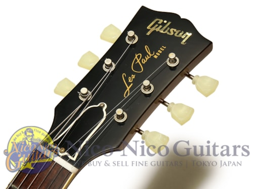 2018 Gibson Custom Shop Historic Collection 1959 Les Paul VOS Hand Selected Honey Lemon Fade