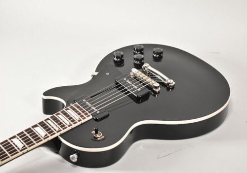 2018 Gibson Les Paul Classic Black Finish