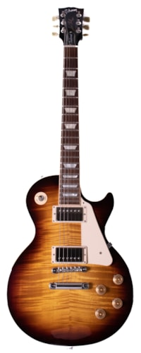 2018 Gibson Les Paul Traditional Tobacco Sunburst