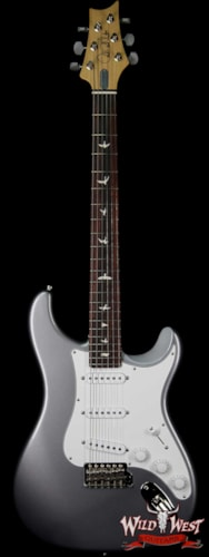 2018 Paul Reed Smith - PRS PRS John Mayer Signature Model Silver Sky Maple Neck Rosewood Fingerboard Tungsten (Silver) Tungsten (Silver Gray)