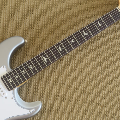 2018 Paul Reed Smith  Silver Sky  silver