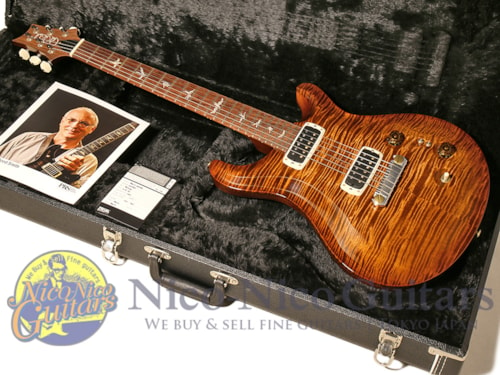 2018 PRS Paul's Guitar 10Top R&D Copper Head