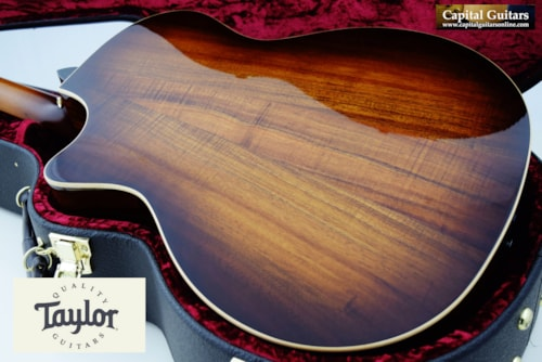 2018 Taylor K24ce, V-Class Bracing, Upgraded Gotoh 510 Tuners