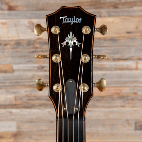 Taylor 914ce Grand Auditorium with V-Class Bracing Natural 2018