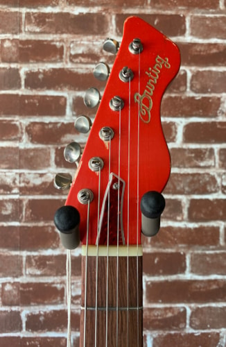 Bunting Melody Queen T 2019 Madmen Red Mint Condition (Authorized Dealer)